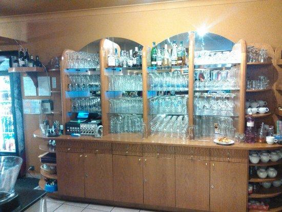 Tetcice, République tchèque : bar
