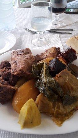 Restaurante Banhos Ferreos: the traditional cozido