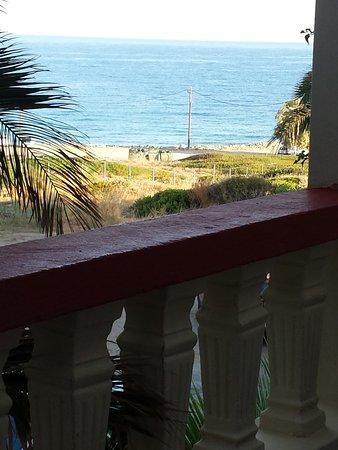 Palm Bay Hotel : výhled z pokoje č. 152