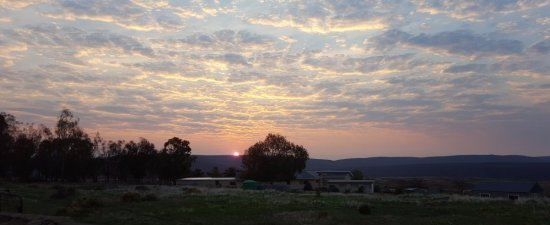 Northern Cape, South Africa: Sunrise, worth getting up early