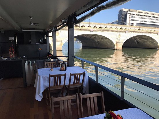 Restaurant La Baleine Paris