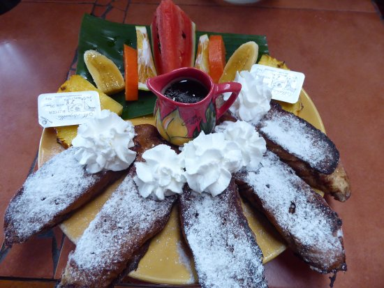 Nuevo Arenal, Costa Rica: French Toast