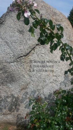 Magnano, อิตาลี: Frase incisa