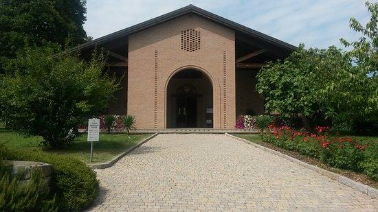 Magnano, อิตาลี: Chiesa