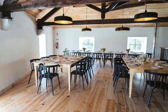 Livramento, Portugal: Quinta do Arneiro, Restaurante, Piso Superior