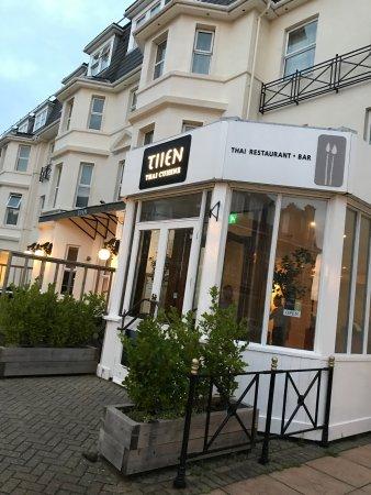 Tiien Thai Restaurant Bournemouth