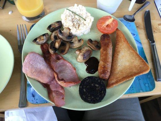 Robertsbrook Guest House: Full English Breakfast!