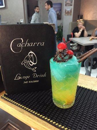 Floridia, İtalya: il cocktail? che ne dici sei mi dici cosa ti piace e io realizzo il tuo cocktail?