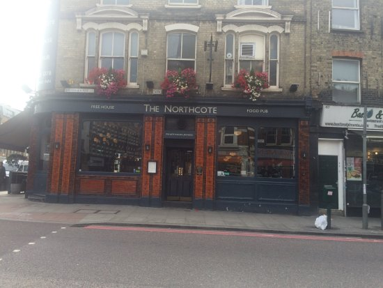 The Northcote: Misty day