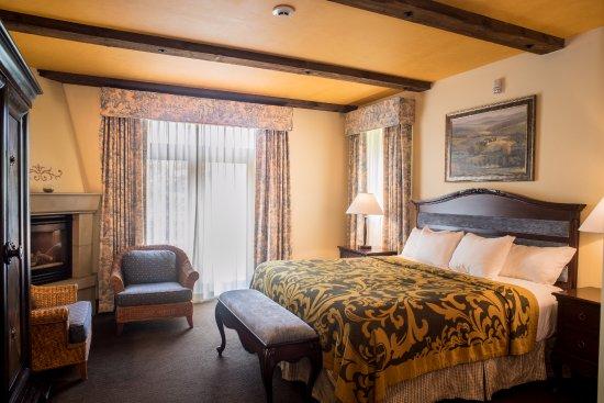 Mirbeau Inn & Spa Skaneateles: Guest Room