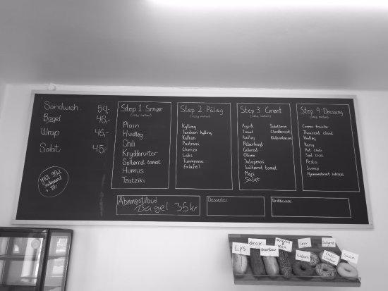 Herlev, Denmark: menu