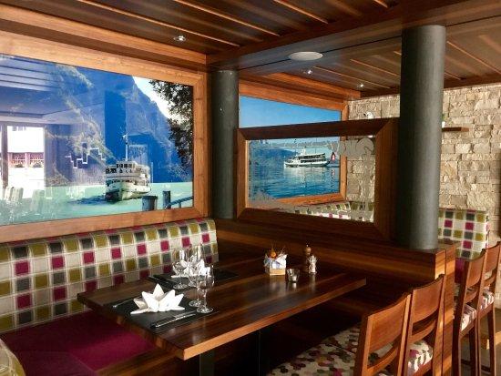 Brunnen, Switzerland: Steakhouse