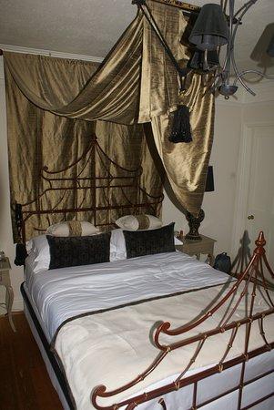 Guyzance, UK: Slaapkamer uit andere hoek