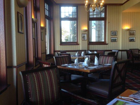 Best Western Scores Hotel: Dining room