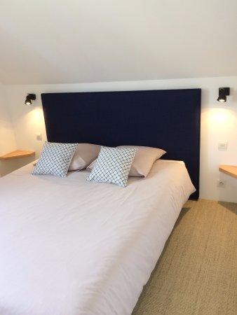 Nonant, Francia: La maison du palefrenier : 1 chambre, lit 160x200