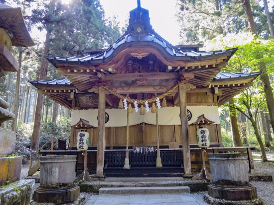 Oiwa Shrine