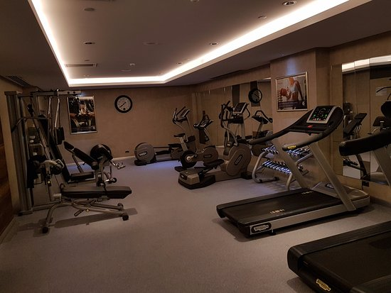 4a7fefd291e Gym - Picture of Mercure Tbilisi Old Town