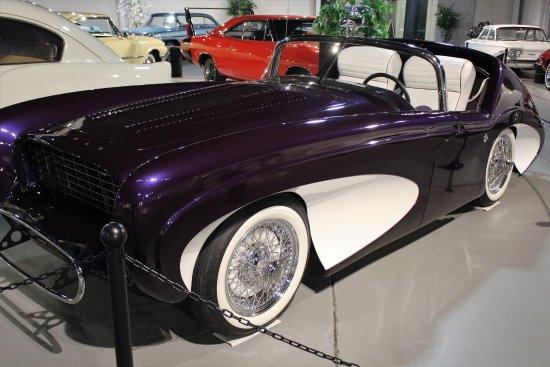 Norwich, NY: 1955 Flajole concept car