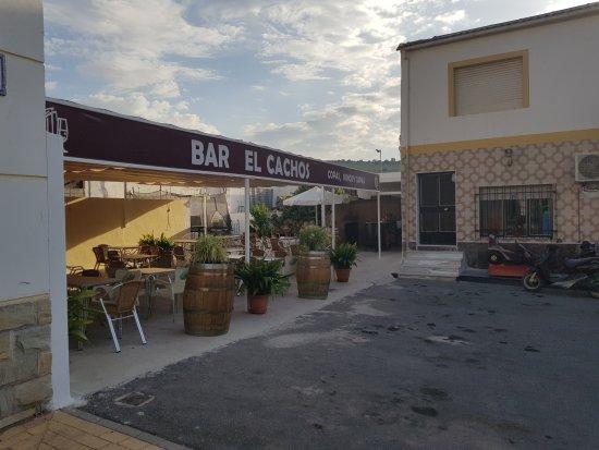 Cacin, Испания: El Cachos
