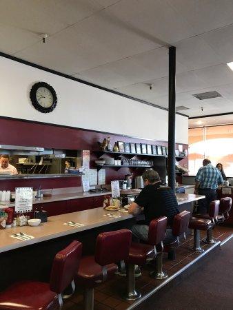 Milpitas, CA: Mels diner
