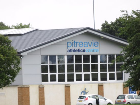 Pitreavie Athletics Centre