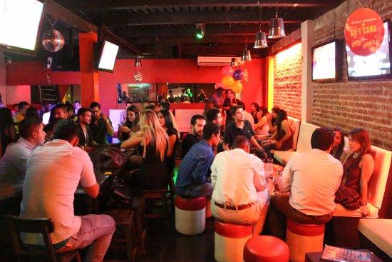 Segundo piso. Urbano Bar Restaurante - Cali Colombia - Picture of Urbano Bar  Restaurante, Cali - Tripadvisor