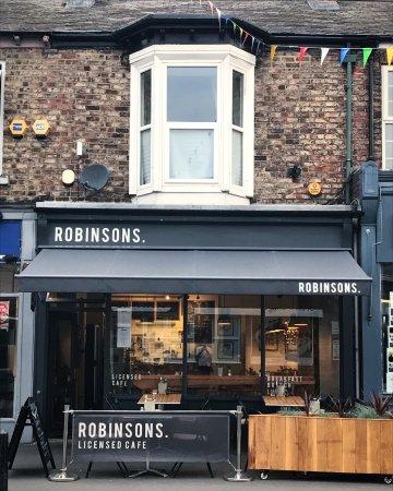 Robinsons Cafe