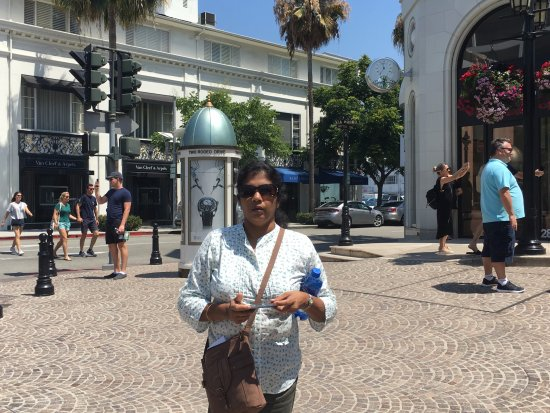 Beverly Hills, CA: Rodeo square