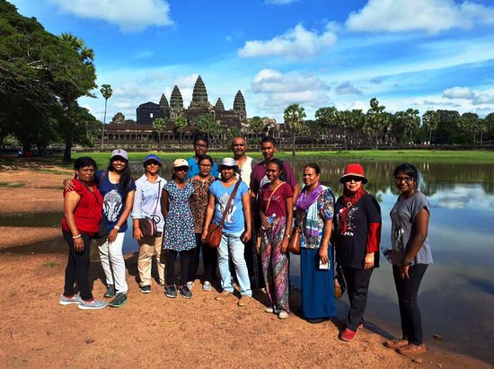Angkor High Travel