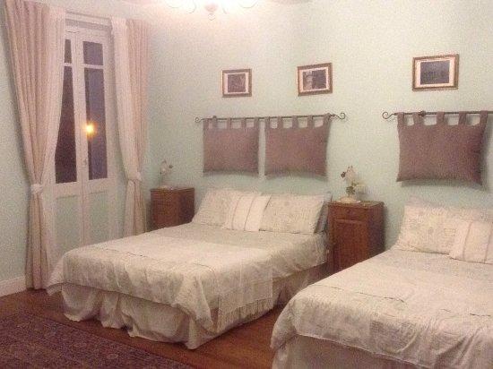Esperaza, Франция: Front bedroom