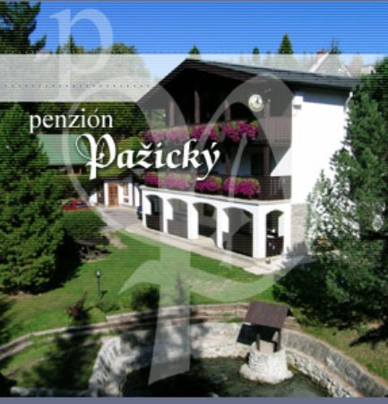 Pension Pazicky: Penzion