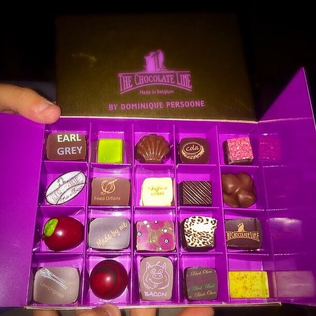 The Chocolate Line Bruges : photo1.jpg