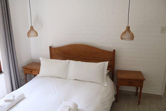 Goose Green Lodge: Sun Bird Cottage bedroom