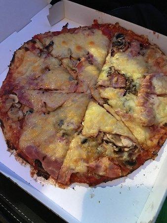 Pizza de L'ormeau Photo