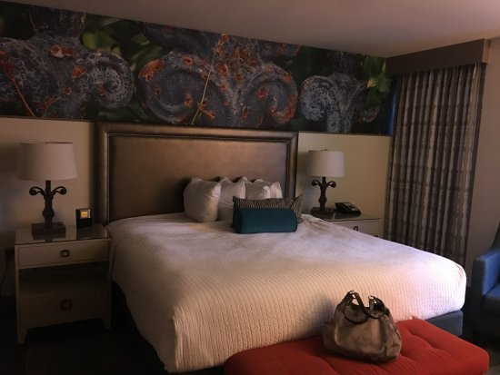 هوتل إنديجو نيو أورلينز جاردن دستركت: our king room 5th floor