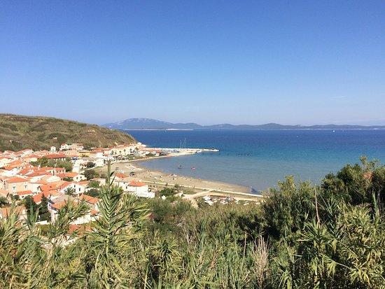 Susak, Chorwacja: Sansegus