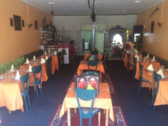 Noyant-de-Touraine, Francia: La Soleil de Marrakech