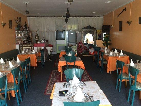 Noyant-de-Touraine, France: La Soleil de Marrakech