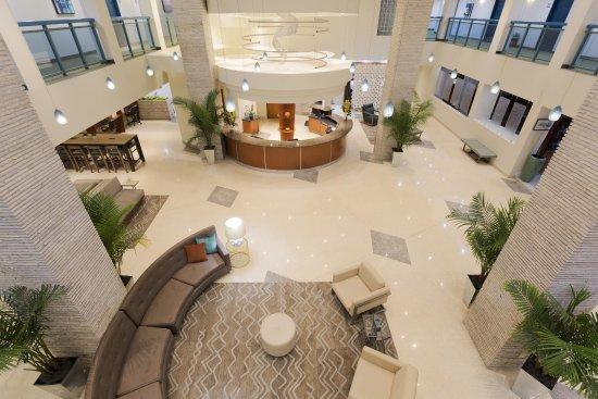 Interior - Picture of Best Western Plus Atlantic Beach Resort, Miami Beach - Tripadvisor