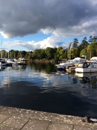 Mountshannon, أيرلندا: Mountshannon harbor
