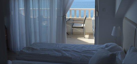 Villa Johnny: Zimmer mit Balkon
