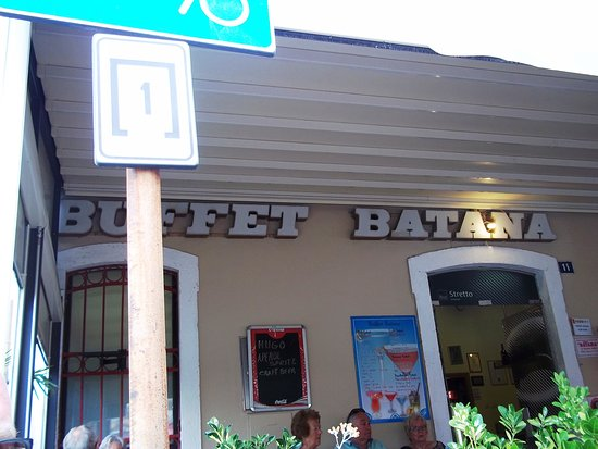 Vrsar, Croatia: Batana