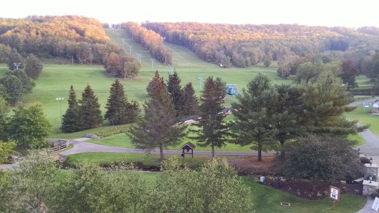 Ellicottville, Nowy Jork: View from the Lodge