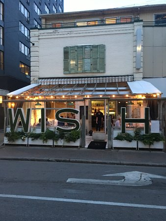 Photo of Restaurant Wish at 3 Charles St. East, Toronto, Canada
