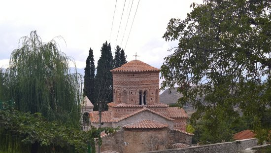 Libohove, ألبانيا: Uncadre bucolique