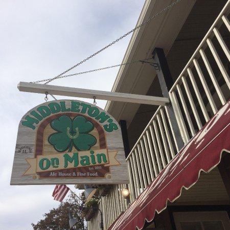 Wauconda, IL: Outdoor Sign