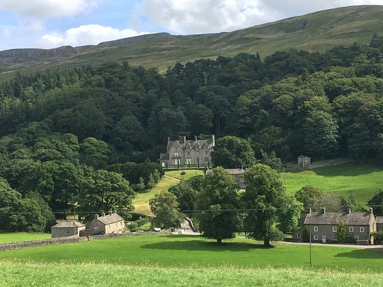 Yorkshire Dales National Park, UK: The Charles Bathurst Inn