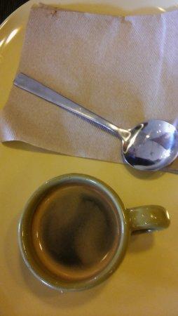 East Windsor, NJ: Black Coffee