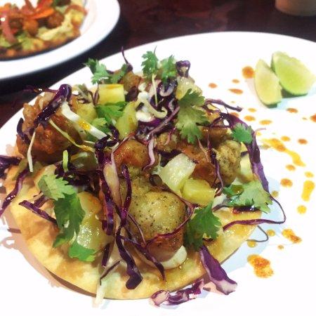 Baja Shrimp Tacos | The Rose Table