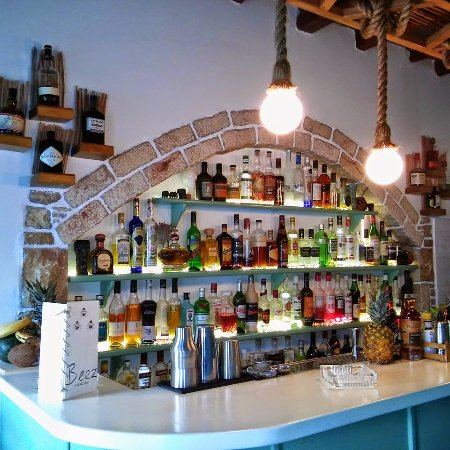 Folegandros, Grecja: BEEZ COCKTAIL BAR